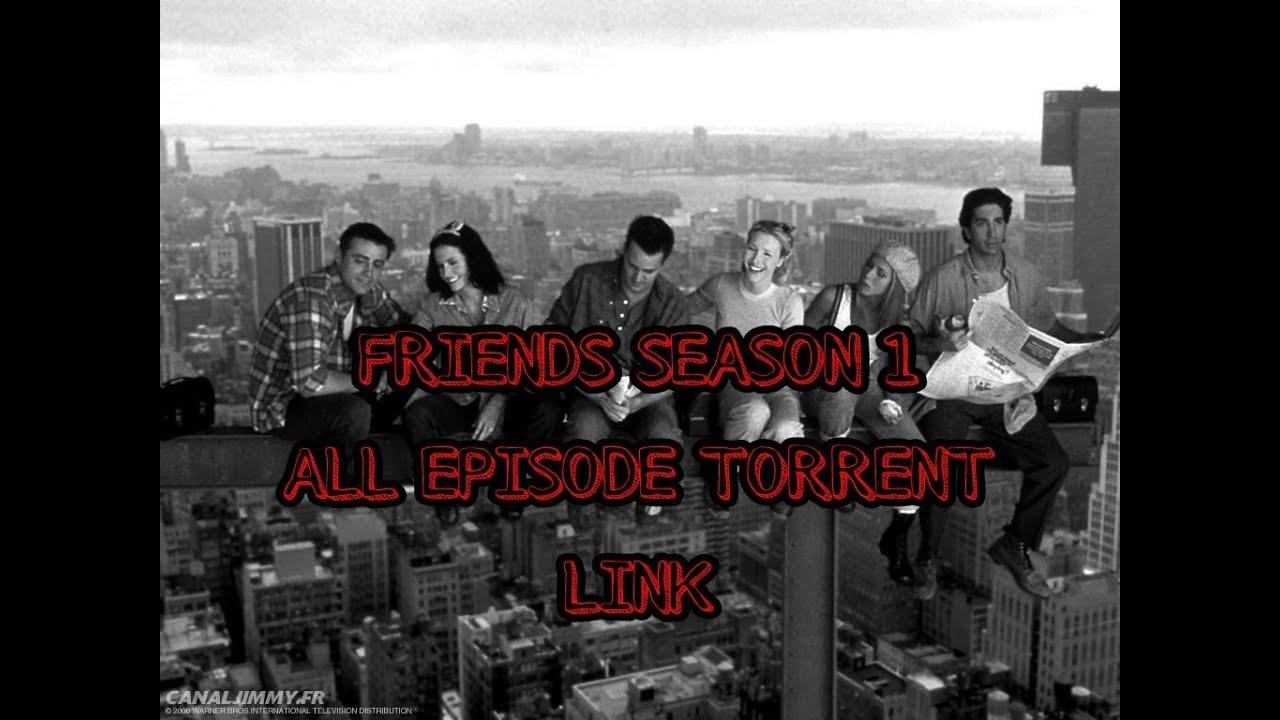 friends season one torrent