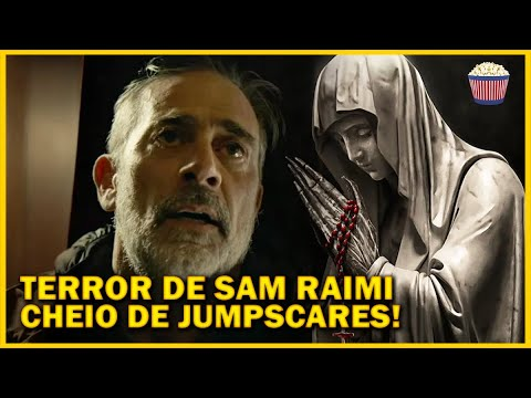 Terror produzido por Sam Raimi estreia nos cinemas nacionais - Rogai Por Nós - Crítica