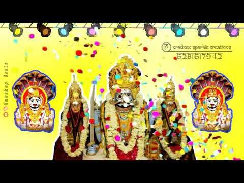 komuravelli-mallanna-swamy-status---whatsapp-status-video-|-pradeep-sparkie-creation's