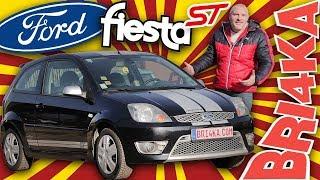 Ford Fiesta MK5 (ST) |Test and Review| Bri4ka.com