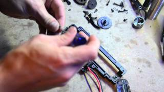 How To Rewire A Version 2 Gearbox