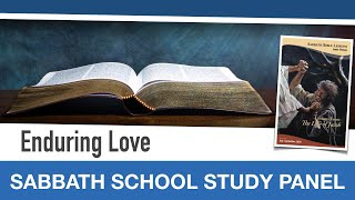 "Sabbath Bible Lesson 5: ""Enduring Love"" - Lessons From the Life of Jacob"