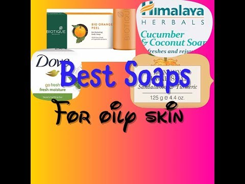 10 BEST SOAPS FOR OILY/ACNE PRONE SKIN IN INDIA WITH PRICE|Soaps For Indian SkinTypes|Gorgeous You |