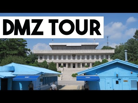 Solo adventures - DMZ Tour in the Summer!