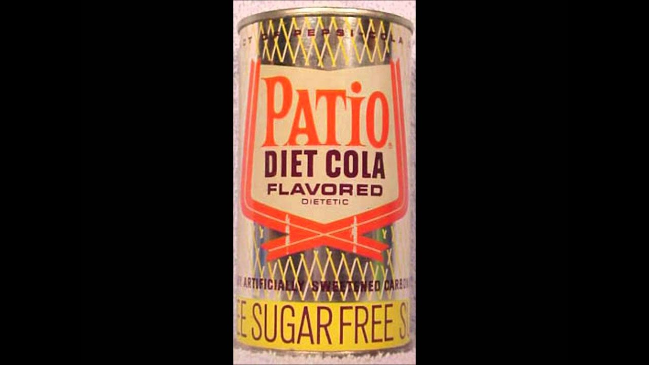 1963 Patio Cola Radio Spot Youtube