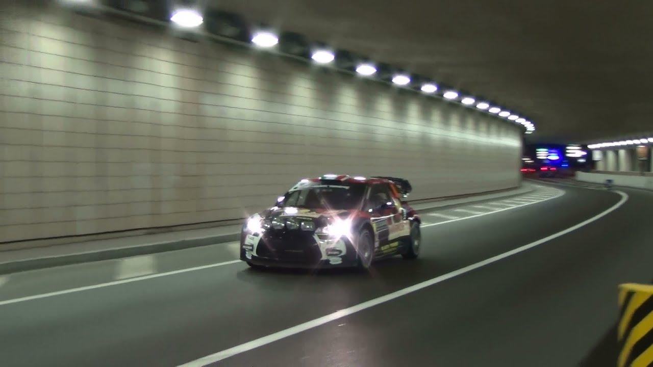 Circuito Monaco : Rallye monte carlo partenza monaco circuito youtube