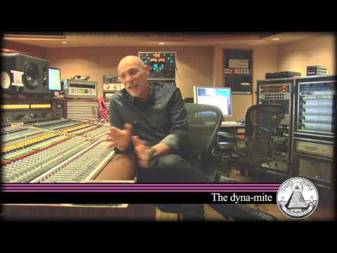 Producer, Mixer, Engineer Joe Chiccarelli Discusses the Valley People dyna-mite