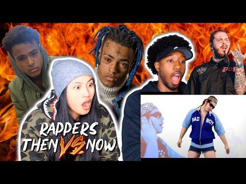 RAPPERS FIRST SONGS VS SONGS THAT BLEW THEM UP VS MOST POPULAR SONGS | REACTION