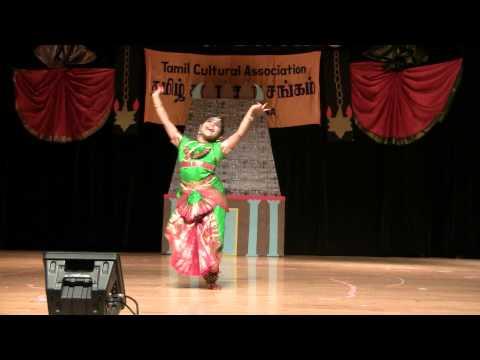 Sunanda Arasu - Kulaloothi Manamellam - Bharathanatyam