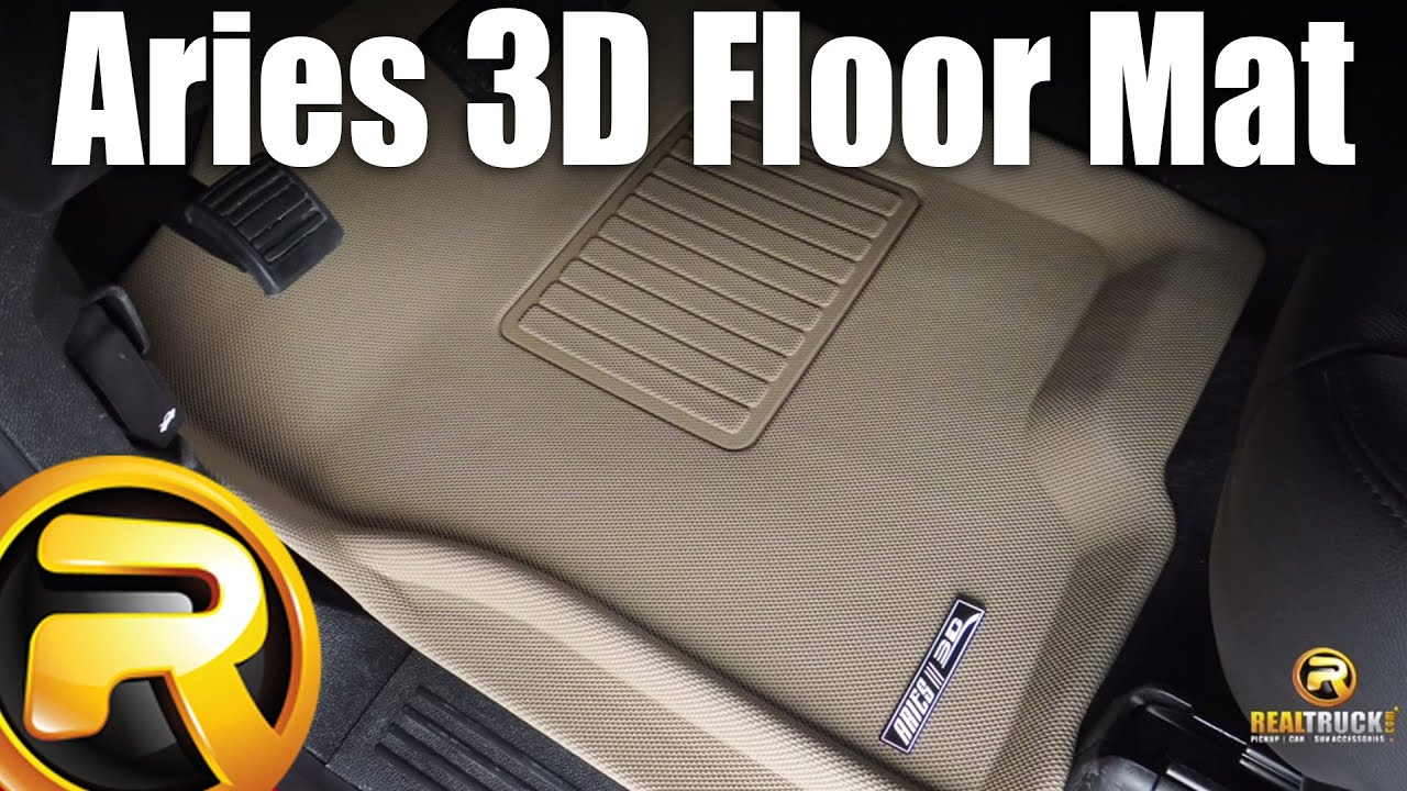 Aries 3D Floor Mat  Fast Facts  YouTube