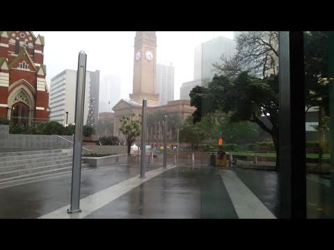 November 27 Brisbane Storm