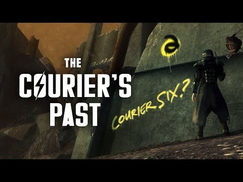 Lonesome Road Part 4: The Courier's Past - Fallout New Vegas Lore