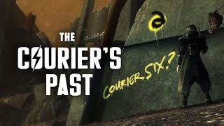 Lonesome Road Part 4 The Courier s Past - Fallout New Vegas Lore