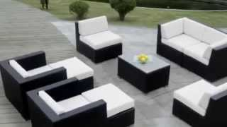 Best Price Free Shipping Ohana Collection Chaise Lounge Wicker Patio Furniture Set
