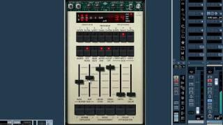 Lexicon 224 Digital Reverb Plug-In Demo