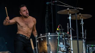 Slaves live at Mad Cool Festival 2018