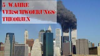 5 Verschwörungstheorien, die wahr sind