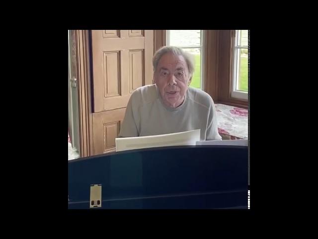 #ComposerInIsolation  |  You'll Be Back for Lin-Manuel Miranda