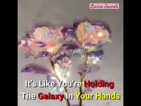 Galaxy Forever Rose Youtube