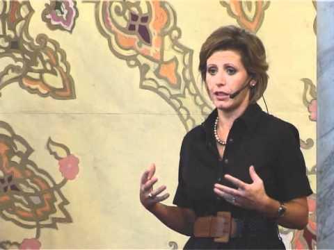 TEDxJaffa - Carol Daniel Kasbari - Israel-Palestine: Going Beyond the Dialogue of Words