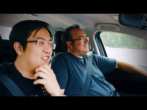 Matt and Freddie take a road trip – Mini Doc #1