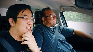 Matt and Freddie take a road trip - Mini Doc #1
