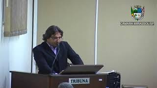 2ª Sessão Ordinária - Vereador Beto Feres