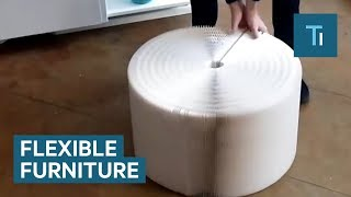 Flexible Furniture Is The Ultimate Way To Save Space
