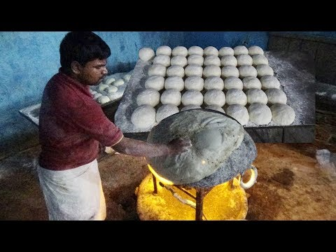 King of Rumali Roti In Hyderabad | 100 of Rumali Roti Making | Hyderabad Street Food