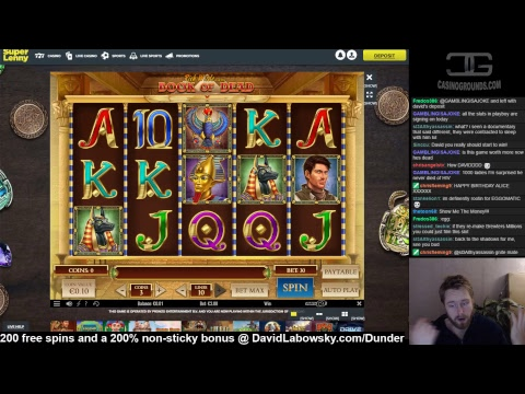 Live slots, big bet machines and good vibes.