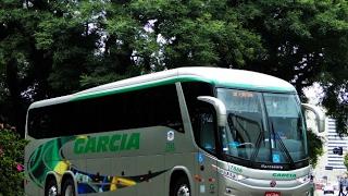 OMSI - Der Omnibussimulator - Marcopolo Paradiso 1200 G7 Volvo B12R - GARCIA