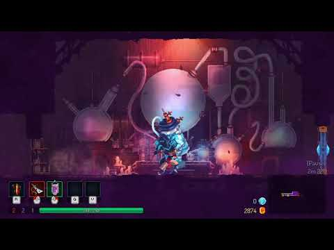 Dead Cells, but I game to hard! Part 1  