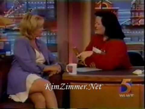 Kim Zimmer On The Rosie O'Donnell   May 31, 2002