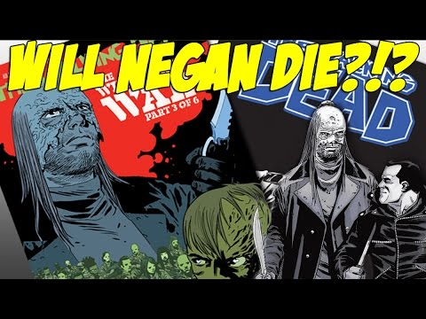 THE WHISPERER WAR- DOES NEGAN DIE?!? TWD ISSUE 159 PREDICTIONS!