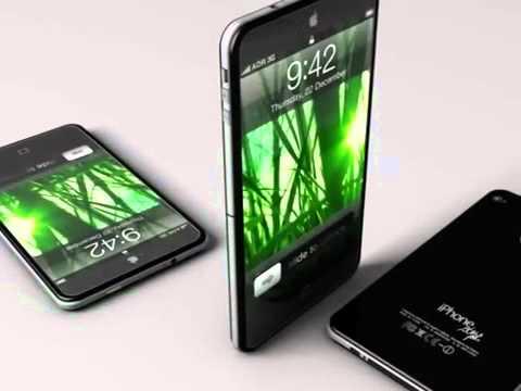 Apple iPhone SJ Concept ( iPhone 5)