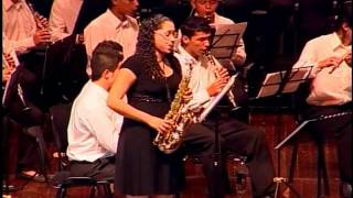 ronald binge concerto for alto sax and band lorena rios solista 2 3