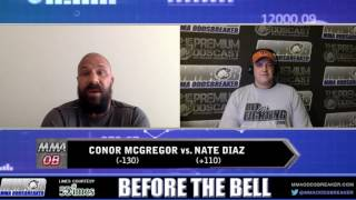 Before The Bell: UFC 202 with Frank Trigg & Nick Kalikas