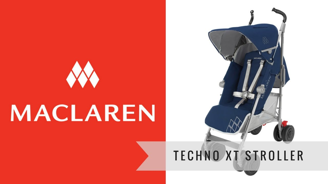 Baby Strollers Maclaren Maclaren Techno Xt Stroller Features Direct2mum