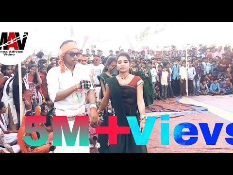 alirajpur adivasi dance 2017