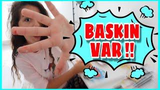 Odama Baskın Var !! Eğlenceli Video