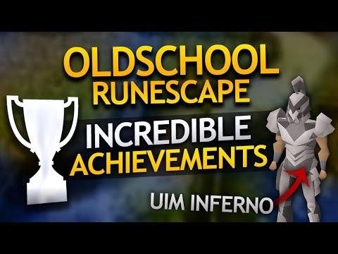 Insane OSRS Player Achievements (EP2)
