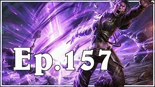 funny and lucky moments hearthstone ep 157