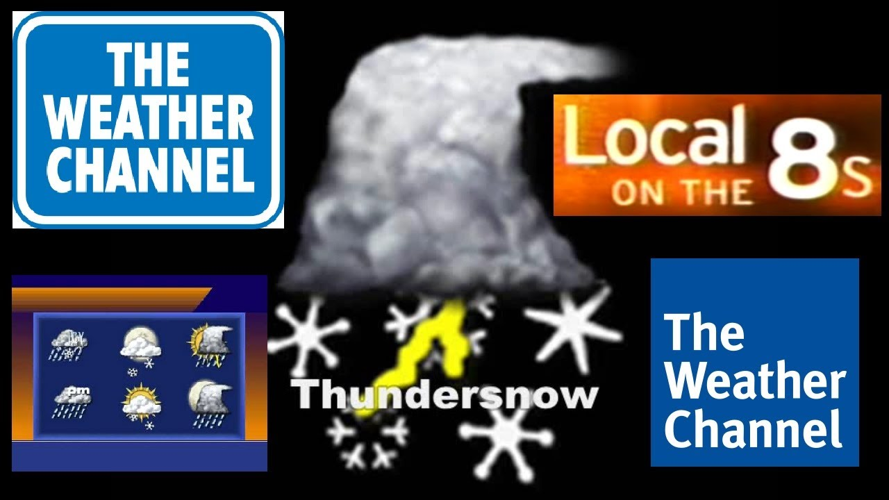 the weather channel intellistar xl 1998-2006