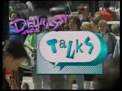 Original DEGRASSI TALKS Theme  plus s