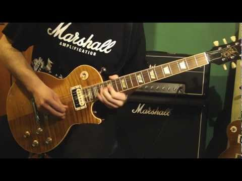 Slash's Snakepit – Mean Bone (FULL guitar cover) HD