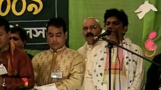 Bijoy Dibosh Tulsa 2009 1st group song.avi