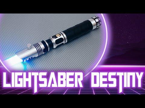 Обзор на Lightsaber Destiny