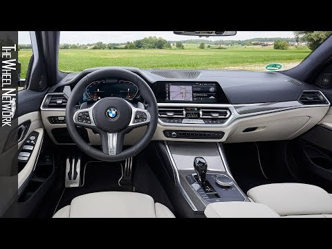 Repeat 2020 Bmw 3 Series Touring Interior 330d Xdrive M Sport By