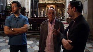 Их Италия. 7 серия. Ватикан. Кардинал Равази. Путешествия Познера и Урганта