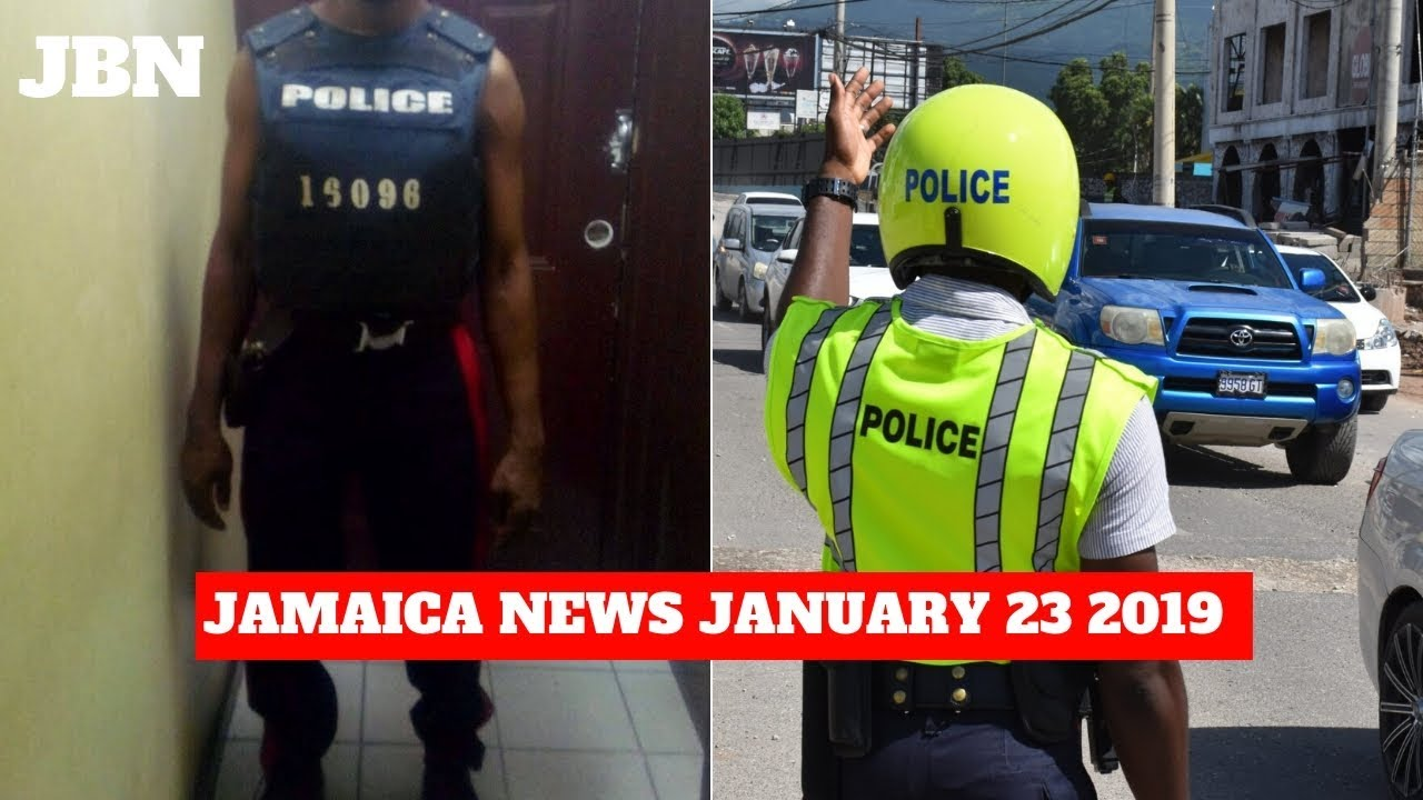 Jamaica News January 23 2019/JBN